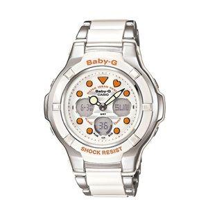 Casio Baby g ceramic diver style watch